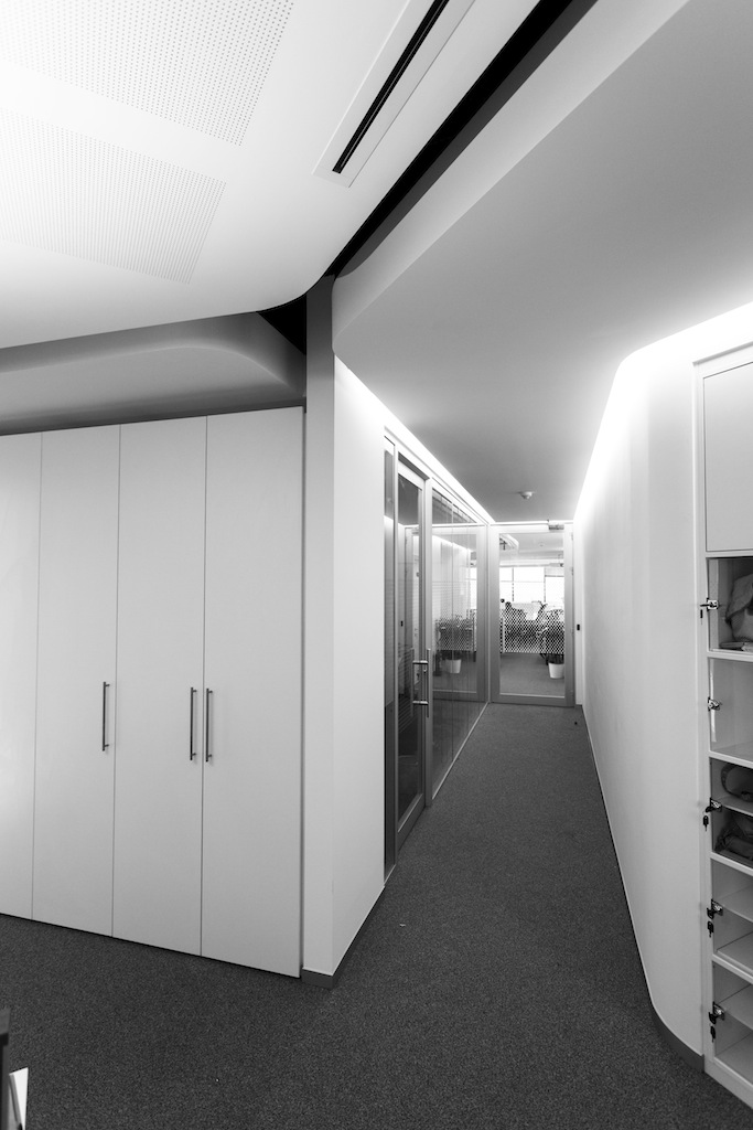 CPP Office Refurbishment / CPP ofis tasarim ve Uygulamasi