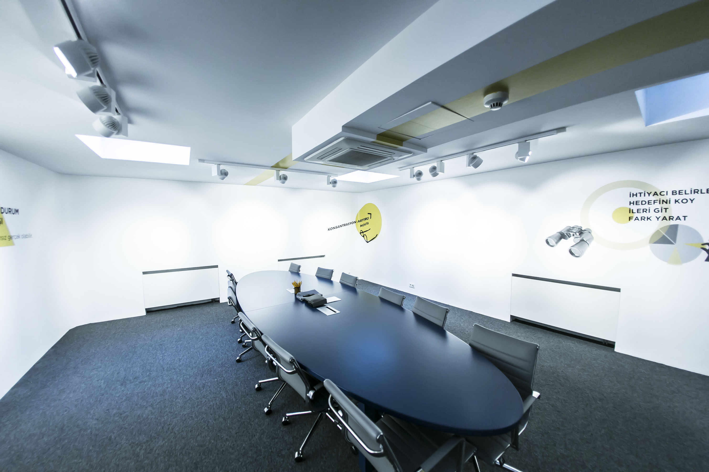 Neodigital Office Refurb/ Neodigital Ofis Tasarimi