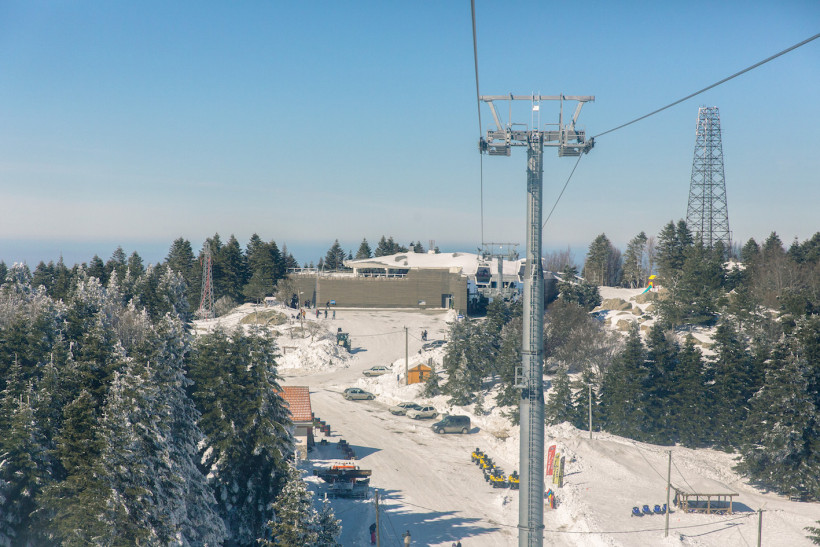 Sarialan Cable Car Station/Sarialan Teleferik Istasyonu
