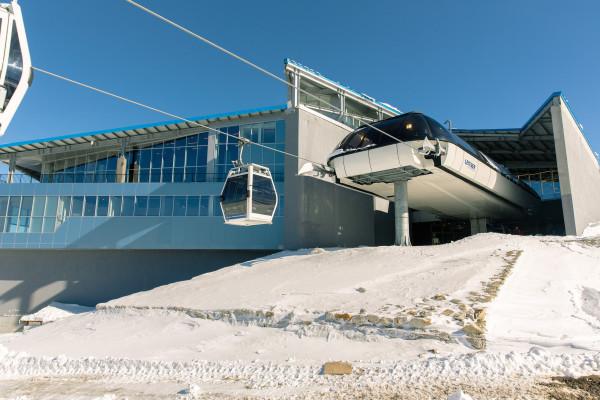 Uludag Oteller Station & Mixed Use / Uludag Oteller Teleferik Istasyonu